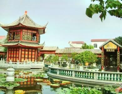 Bijiang Golden House
