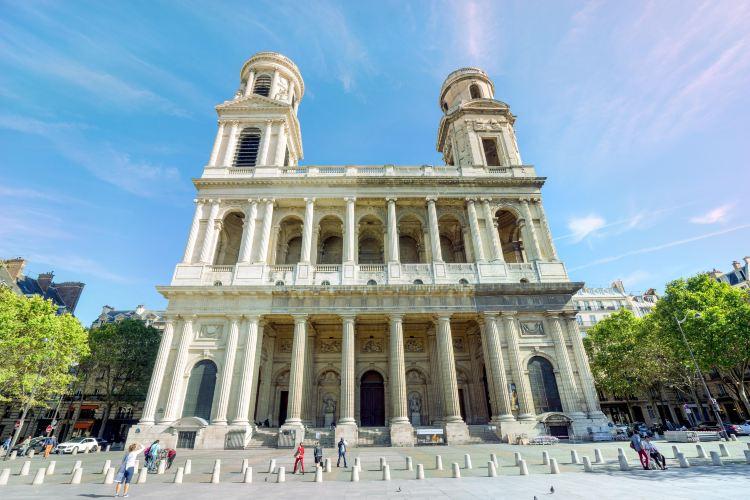 聖敘爾皮斯教堂