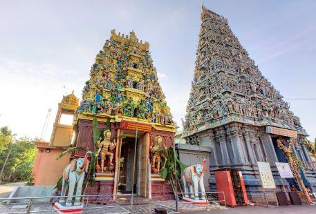 新舊印度廟