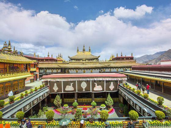 Maitreya Hall, Jokhang Temple