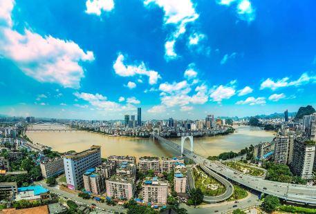 Baili Liujiang Scenic Area