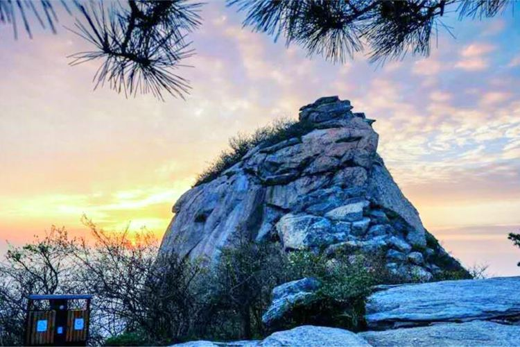雞公山風景區4