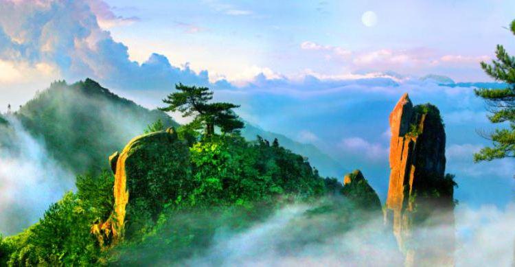 Mingyue Mountain1