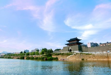 Ganzhou Ancient City Wall