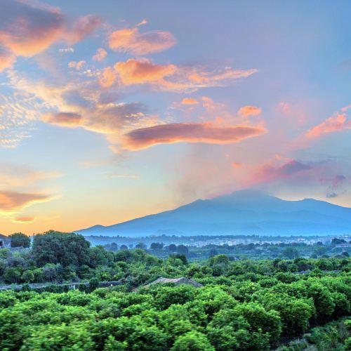 埃特納火山