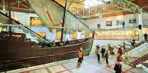 迪亞斯航海博物館