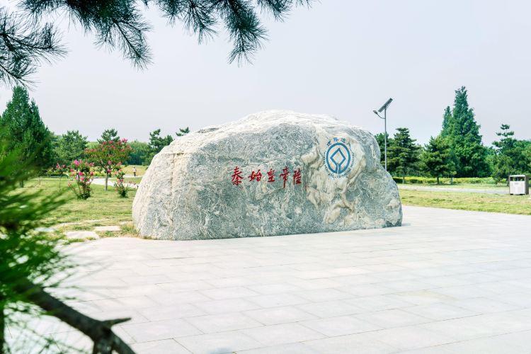 秦始皇帝陵及び兵馬俑坑