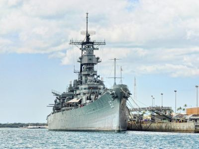 Missouri Battleship Memorial