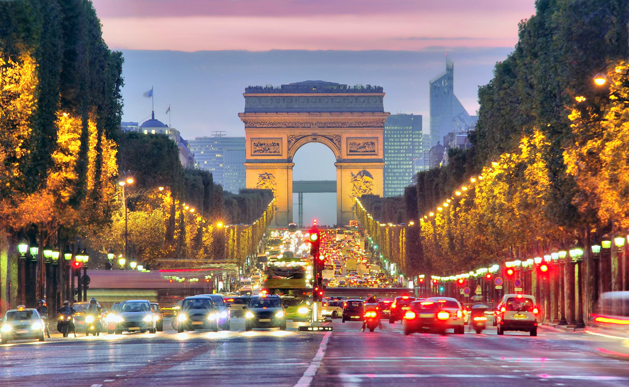 Avenue des Champs-Élysées travel guidebook –must visit attractions in Paris  – Avenue des Champs-Élysées nearby recommendation – Trip.com