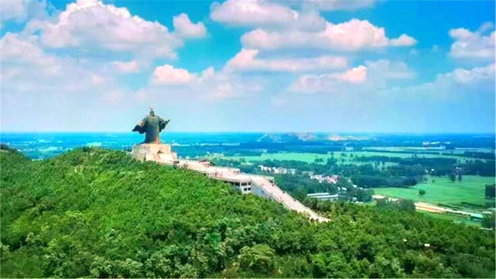 The Great Puissance of Han Dynasty, Mangdangshan Scenic Spot