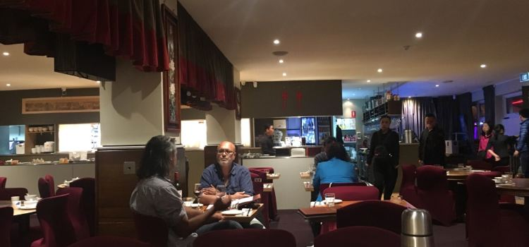 Asian Gourmet on the Pier2
