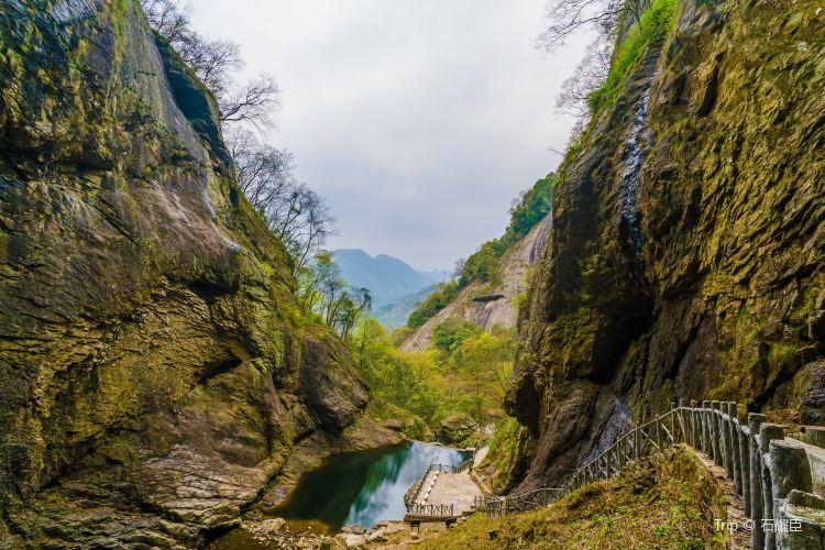 燕子河大峽谷2