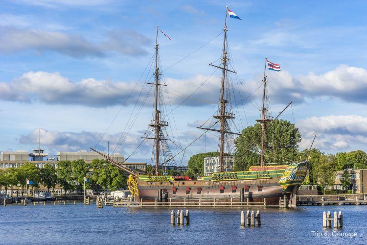 Het Scheepvaartmuseum1