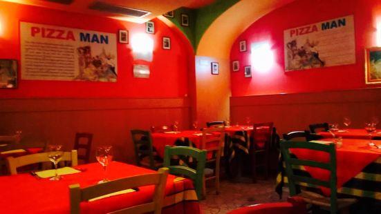 Pizza Man Baracca