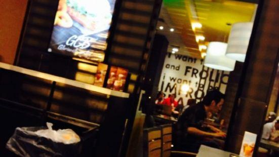 Mc Donald's & Mc Cafe