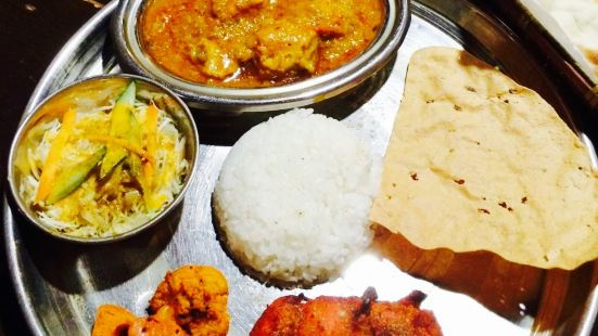 Indian dining Chalte Chalte