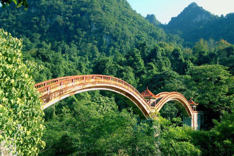 廣西龍虎山風景區