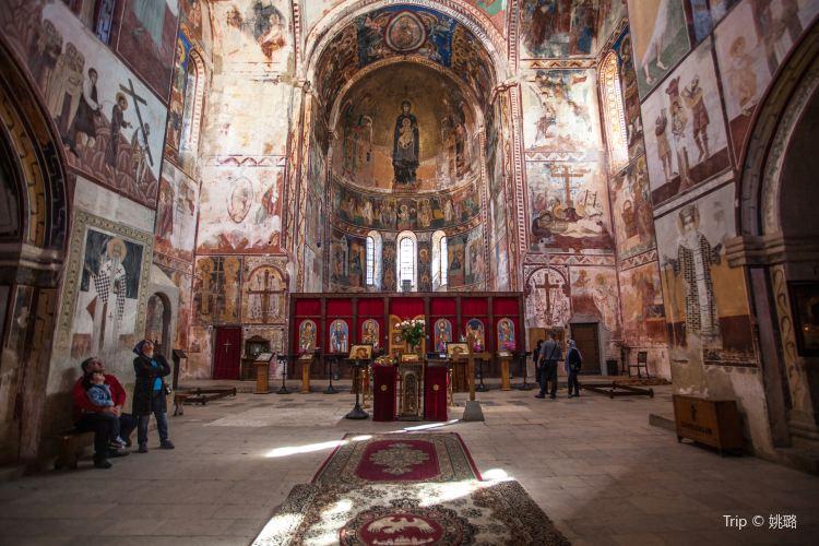 Gelati修道院1
