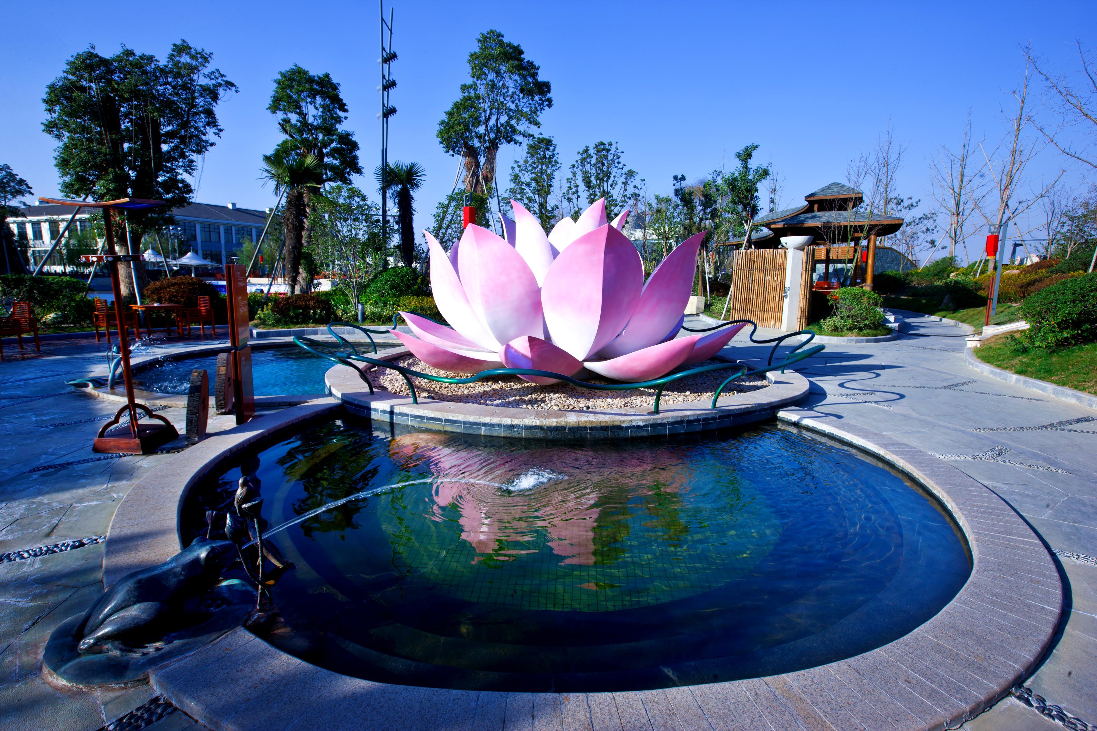 Overseas Chinese Town Yunhai Hot Springs