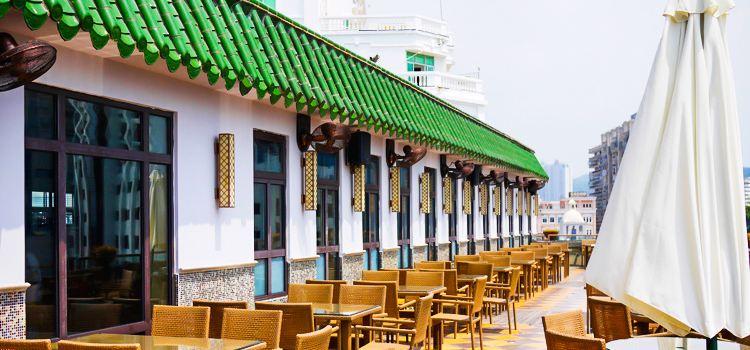 Lujiang Hotel·Guanhaicanting1