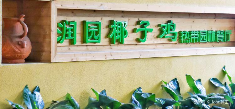 Run Yuan Ye ZiJi (BaiYun Avenue)1