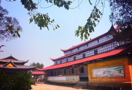 Gengma Buddhist Temple