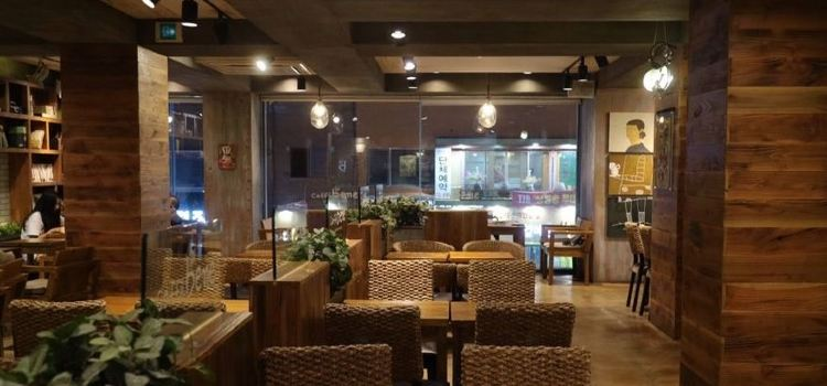 Caffe Bene Daejeon Gao-dong Store