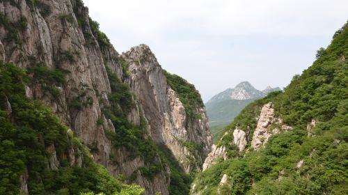 嵩山風景名勝區