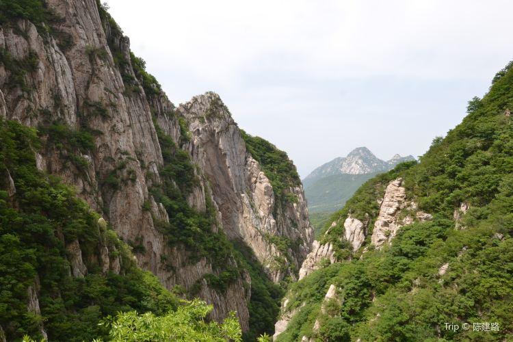 嵩山風景名勝區1