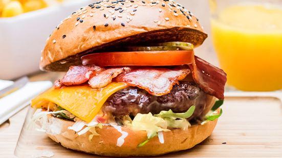 Burgerbar(Kolksteeg 2店)