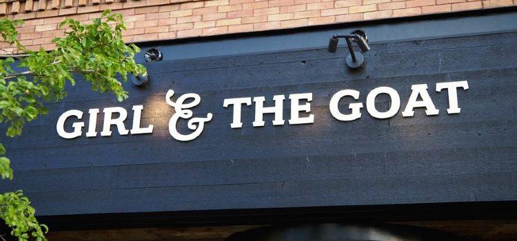 Girl & the Goat