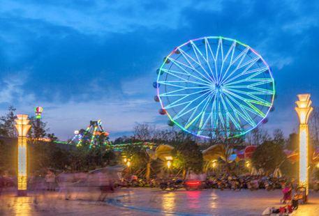 Jingmenhuanle World Amusement Park