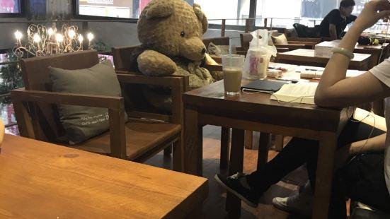 咖啡陪你 Caffe Bene(北行店)