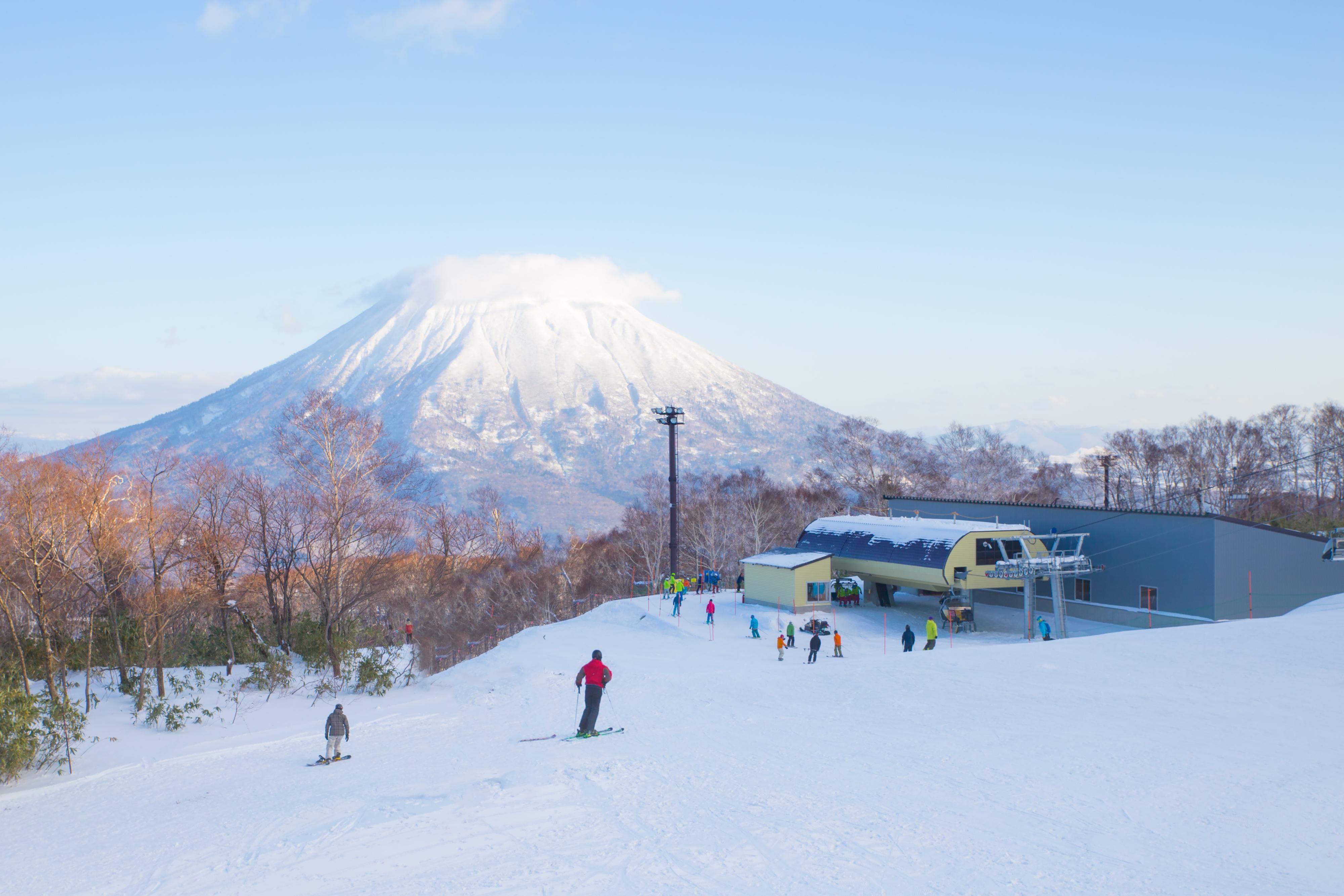 니세코 스키장 여행기