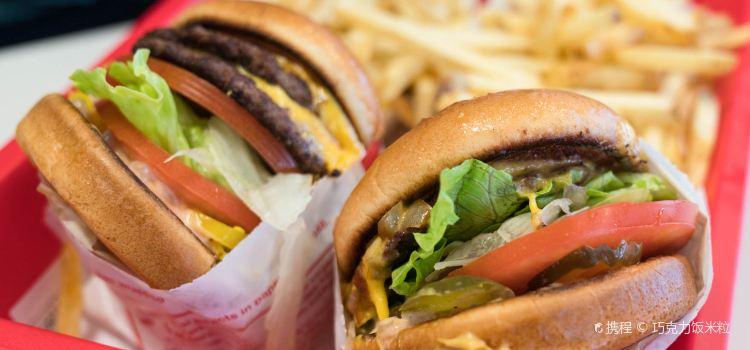 In-N-Out Burger (漁人碼頭店)