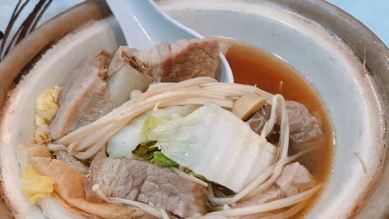 大口仔肉骨茶/魚頭米