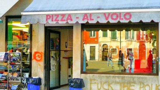 Pizza al Volo Venezia