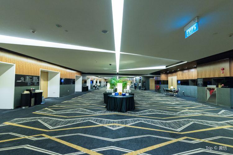 선텍 싱가폴 국제컨벤션전시센터1