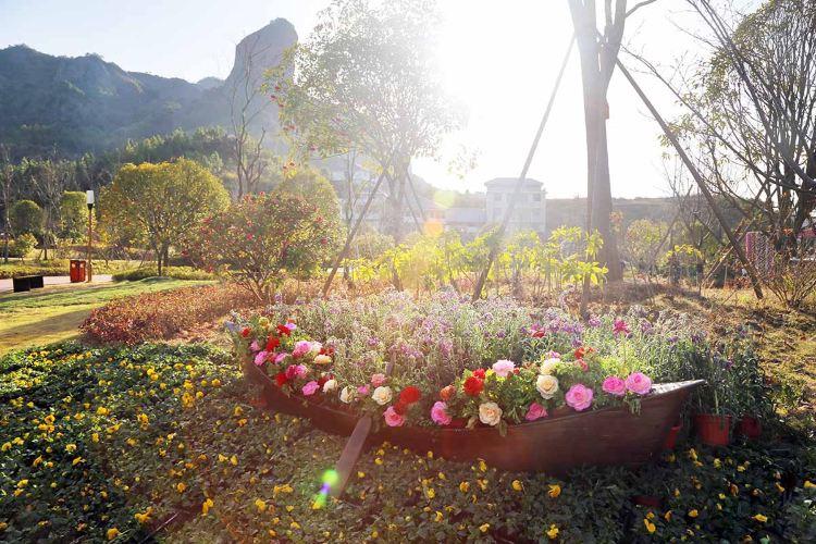 Sai Shicheng Flower Park2