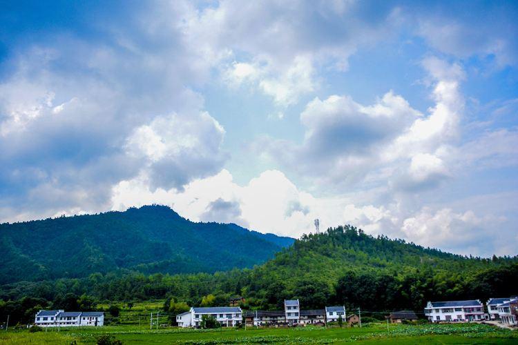 Muyu Mountain Sceneic Area