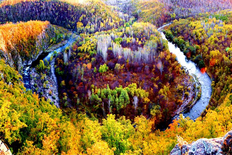Jinhe Grand Canyon3