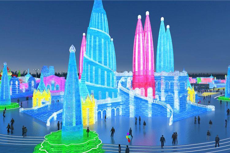 Harbin Ice and Snow World1