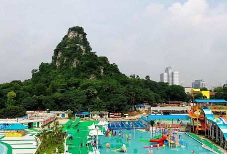 Que'er Mountain Park Water World