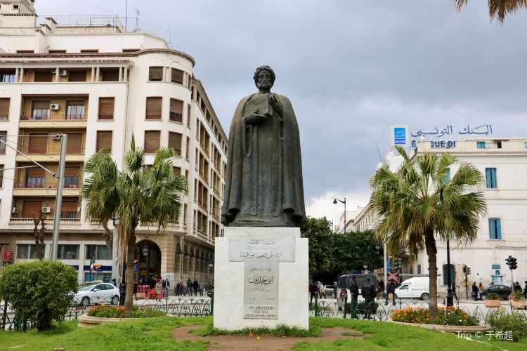 Avenue Habib Bourguiba3