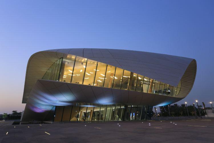 Etihad Museum3