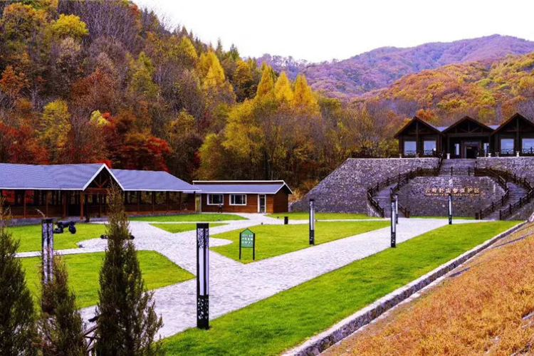 Yunlingye Shan Can Sceneic Area