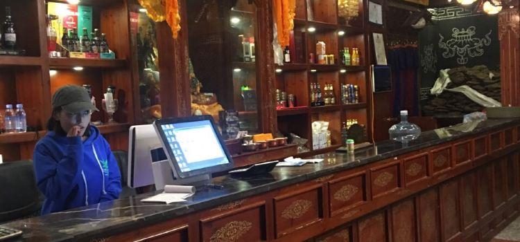 朗賽頗章音樂藏式餐廳2