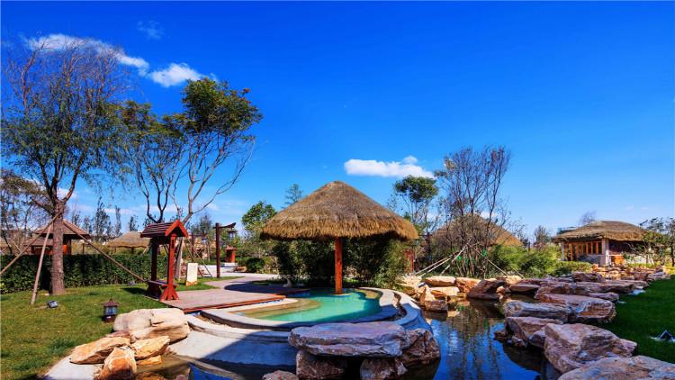 Jianguo Hot Spring Water World