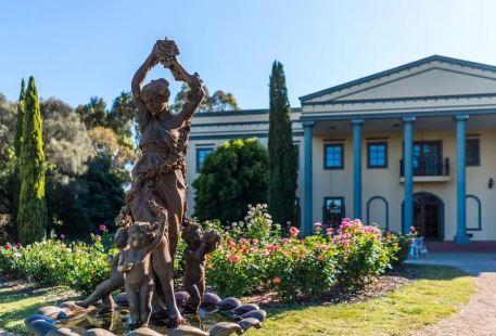 Lyndoch Hill Rose Garden