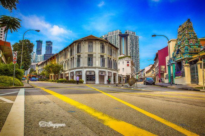 シンガポール中華街4